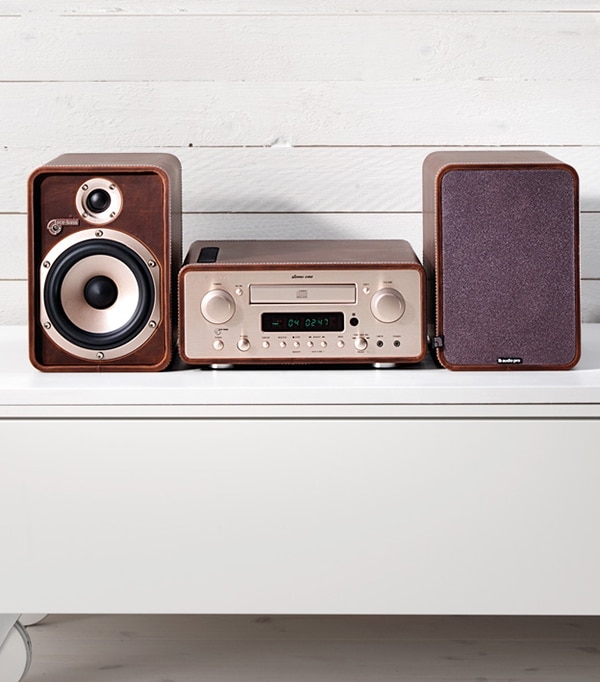 Stereo One hifi system