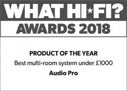 WHF Best Multi Room System 2018 Audio Pro 260x186 1