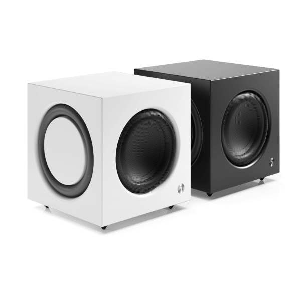 x1000w Active subwoofer SW 10 Black White Group1 AudioPro e1603423020569