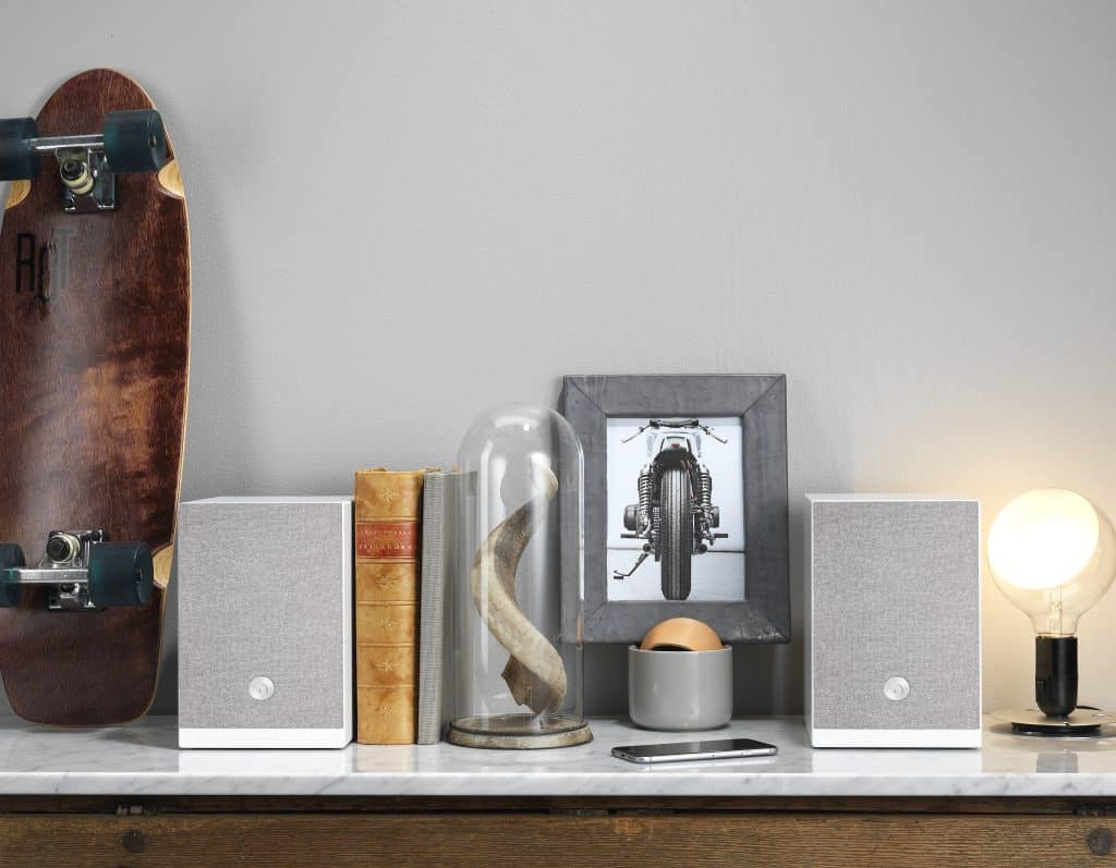 wireless multiroom speaker A26 white Lifestyle AudioPro 04