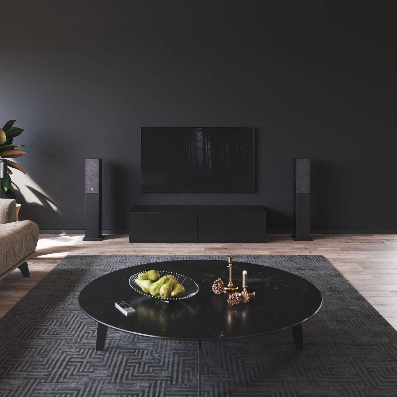 wireless multiroom speaker A36 black Lifestyle AudioPro 01 e1603414899965