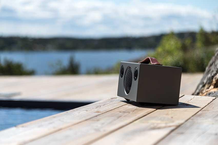 wireless portable speaker T3 GREY AudioPro 14