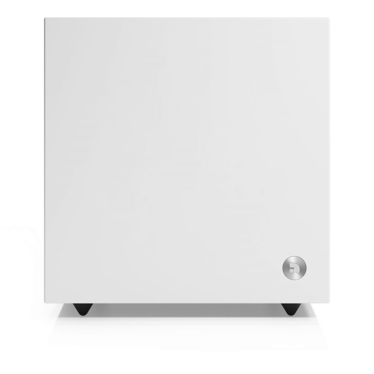 Active subwoofer SW 5 white front AudioPro